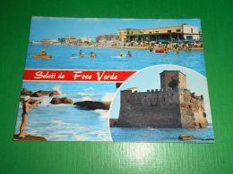 Cartolina Saluti Da Foce Verde - Vedute Diverse 1979 - Latina