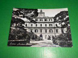 Cartolina Livorno - Accademia Navale 1957 - Livorno