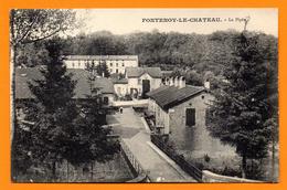 88. Fontenoy-le-Château. La Pipée. - France