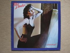 PAT BENATAR - IN THE HEAT OF THE NIGHT - (CHRYSALIS 1979) (LP) - Rock