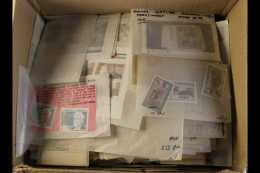 INTERESTING WORLD RANGES IN PACKETS. Late 19th Century To 2000's Mint (some Never Hinged) & Used Stamps In... - Stamps