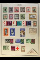 MIDDLE EAST COUNTRY COLLECTIONS An Unpicked Range Of 20th Century Mint And Used Country Collections On Pages,... - Stamps