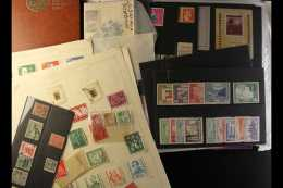 FOREIGN COUNTRIES SORTER CARTON A Mostly Twentieth Century Accumulation For Various Countries Generally Unsorted... - Stamps
