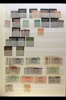 FRENCH COLONIES SORTER CARTON 1890s-1960s MINT/NHM & USED ACCUMULATION In Stockbooks & Packets, Some... - Stamps