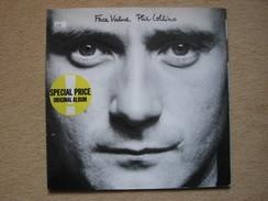 PHIL COLLINS - FACE VALUE (LP) (WEA 1981) - Rock