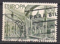 Spanien (1978)  Mi.Nr.  2366  Gest. / Used  (14fg21)  EUROPA - 1931-Heute: 2. Rep. - ... Juan Carlos I