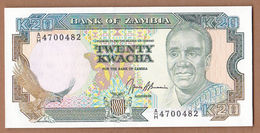 AC - ZAMBIA 20 KWACHA UNCIRCULATED - Zambia