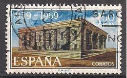 Spanien  (1969)  Mi.Nr.  1808  Gest. / Used  (15fg07) EUROPA - 1961-70 Gebraucht