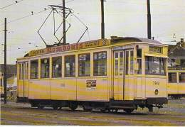 TRAMWAY ( BELGIQUE Antwerpen Anvers ) Motor Car Type 7000 - Pub ROMBOUTS - CPM - Tranvía
