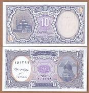 AC -  EGYPT 10 PIASTRES UNCIRCULATED - Egipto