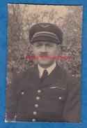 CPA Photo - Portrait D'un Aviateur Militaire Français 11 Novembre 1939 - WW2 - Voir Uniforme Décoration Bouton Aviation - Guerra 1939-45