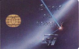 SGS Thomson Microelectronics, Chip Gemplus Card - Moteurs