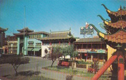 California Los Angeles Chinatown Art & Gift Shops