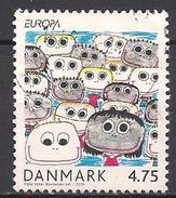 Dänemark  (2006)  Mi.Nr.  1444  Gest. / Used  (15fg13)  EUROPA - Danimarca