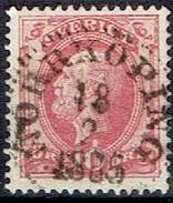 SWEDEN # FROM 1885 STAMPWORLD 28 - Oblitérés