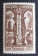 LOT BP/10 - 1935 - SAINT-TROPHIME D'ARLES - N°302 - NEUF ** - Cote : 90,00 € - Unused Stamps