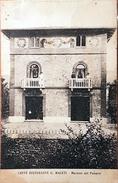 Marano Sul Panaro; Caffè Ristorante Maleti Di Via Vignolese (oggi Bar Nazionale) - Viaggiata 1926 - Modena