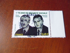 FRANCE OBLITÉRATION CHOISIE GOMME ORIGINE  YVERT N°4981 - France