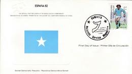 España 82, Somalia13.6.82 - 1982 – Espagne