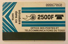 2500F - Togo