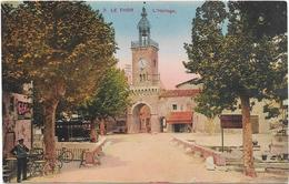 84. LE THOR. L HORLOGE - France