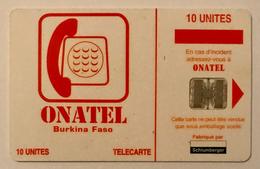 Onatel 10 Units - Burkina Faso