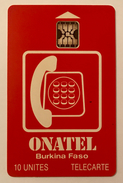 Onatel 10 Units (Red) - Burkina Faso