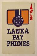 Lanka PayPhones - Sri Lanka (Ceylon)