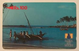 Fishermen - Sri Lanka (Ceylon)