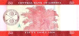 LIBERIA P. NEW  50 D 2016 UNC - Liberia