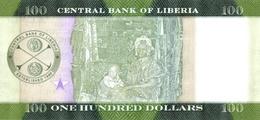 LIBERIA P. NEW 100 D 2016 UNC - Liberia