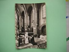 DOURGNE  -  81  - Messe Basse Dans L'église Abbatiale  -  TARN - Dourgne