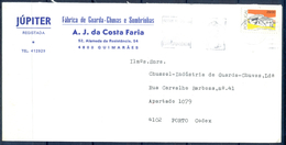 J200- Postal Used Cover. Posted From Portugal To England. UK. - Portugal