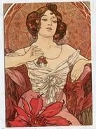 PAINTING - AK299811 Alfons Mucha - Die Edelsteine - Peintures & Tableaux