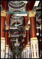 ÄLTERE POSTKARTE PROPHET'S MOSQUE VIEW FROM INSIDE MEDINA MOSQUE MOSCHEE Cpa AK Postcard Ansichtskarte - Saudi-Arabien