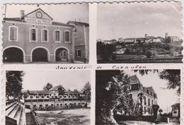 Gers :  Souvenir De  CAZAULON  1960 - France