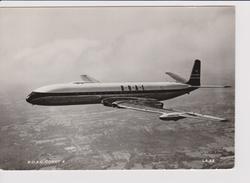 Rppc BOAC B.O.A.C. British Overseas Airways Corporation De Havilland Comet Aircraft - 1946-....: Era Moderna