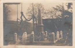 CHAMPEY  Monument Aux Morts, Carte Photo. - Frankreich