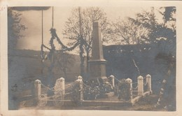 CHAMPEY  Monument Aux Morts, Carte Photo. - France