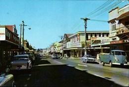 ! 1971 Ansichtskarte Aus Dannevirke, Hawkes Bay, Neuseeland, New Zealand, Autos, Cars, VW Bully - Neuseeland