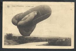 +++ CPA - Camp D'ELSENBORN - Kamp - Ballon Captif - Nels  // - Butgenbach - Butgenbach