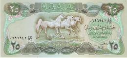 Iraq - Pick 72 - 25 Dinars 1982 - Unc - Iraq