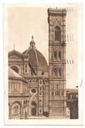 Firenze - Duomo E Campanile - Ed. Innocenti Gino E Figli 1931 - Firenze (Florence)