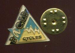 Pin's - Vélo Cyclisme RACER CYCLES Montagne - Radsport