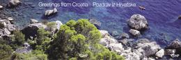 Croatia 2005 / Greetings From Croatia / Tourism / Adriatic Coast / Sea / Kayak / Croatia Carnet MNH** - Holidays & Tourism