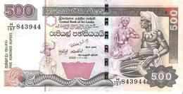 Sri Lanka - Pick 119 - 500 Rupees 2005 - Unc - Sri Lanka