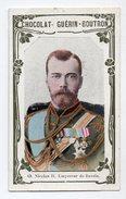 Nicolas II, Empereur De Russie N° 43 - Celebrités - GUERIN BOUTRON (4461) - Unclassified
