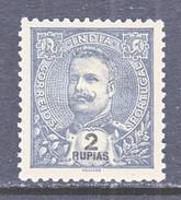 PORTUGUESE  INDIA  222  * - Portuguese India