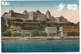 HONGRIE - BUDAPEST - Konigi Burg - Hongrie