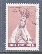 PORTUGUESE  INDIA  486   (o)  LADY OF FATIMA - Portuguese India